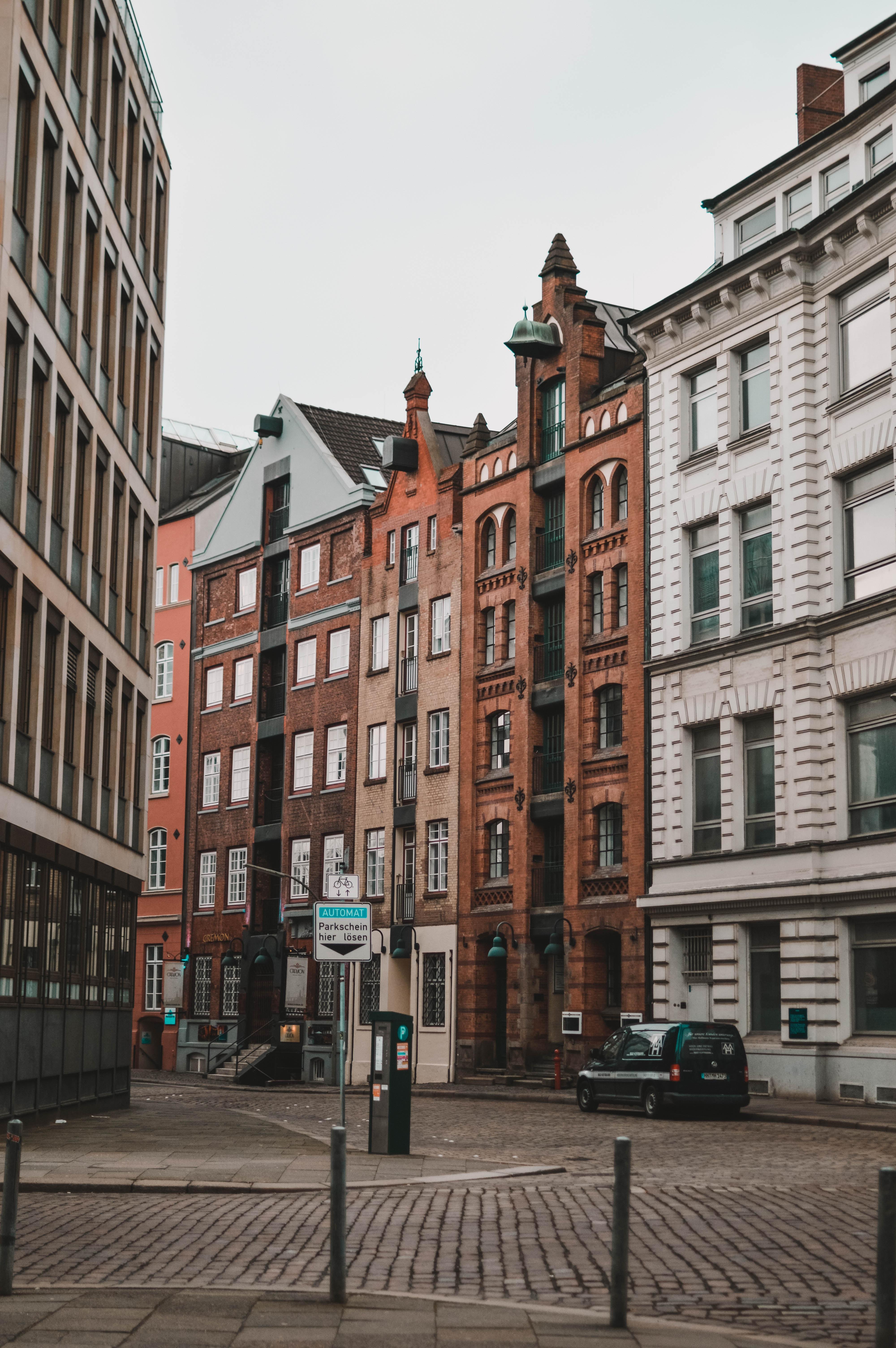 Gebäude in Hamburg Harburg